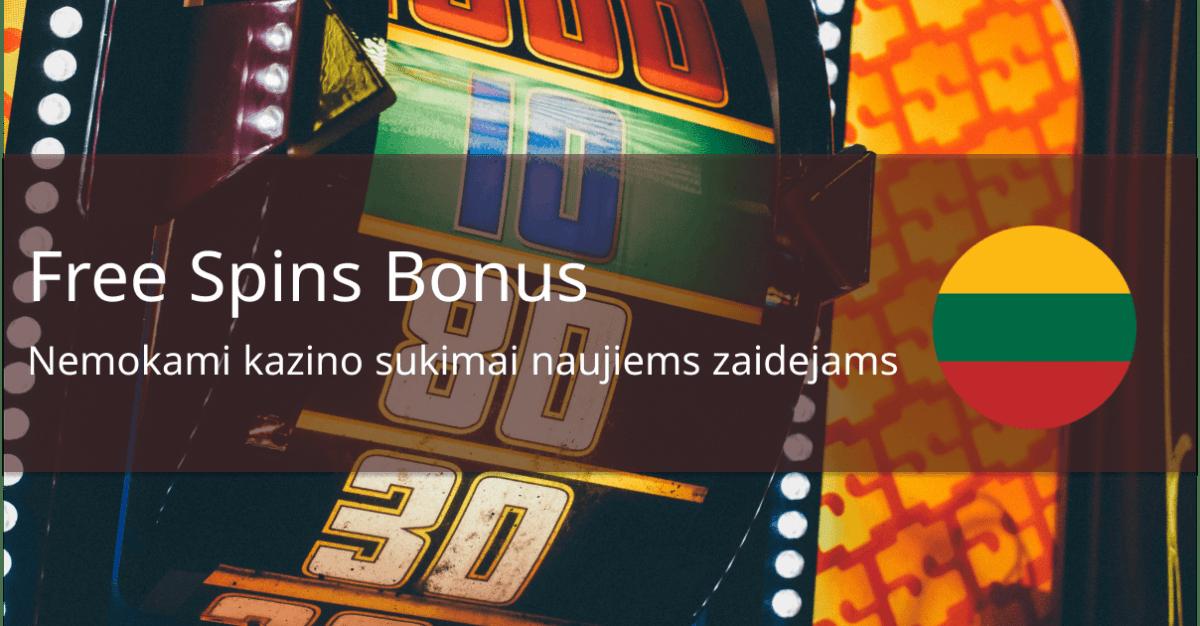 nemokami kazino sukimai naujiems zaidejams