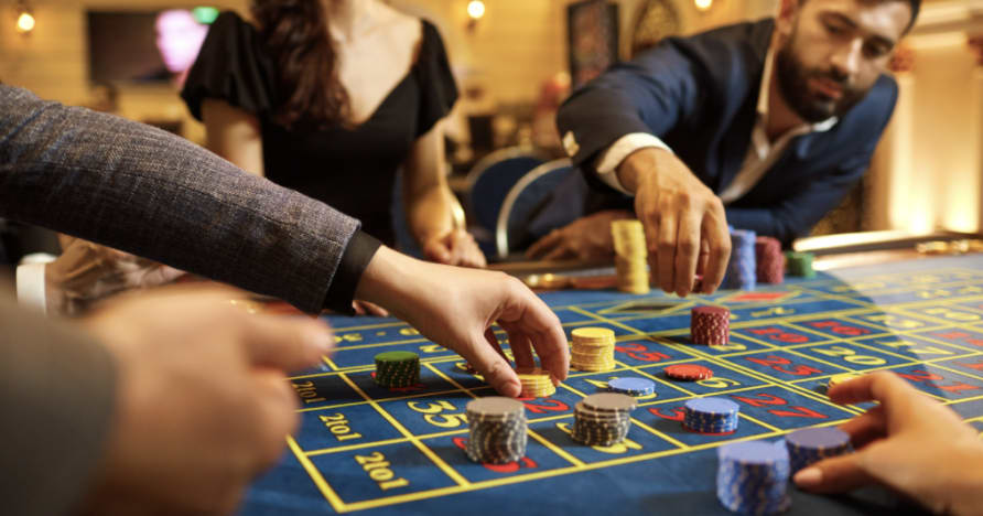 Žingsniai norint tapti pagrindiniu lošėju