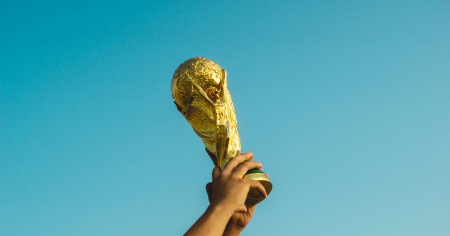 Kaip Pasaulio futbolo čempionatas Susiję Makau lošimo Atsargos