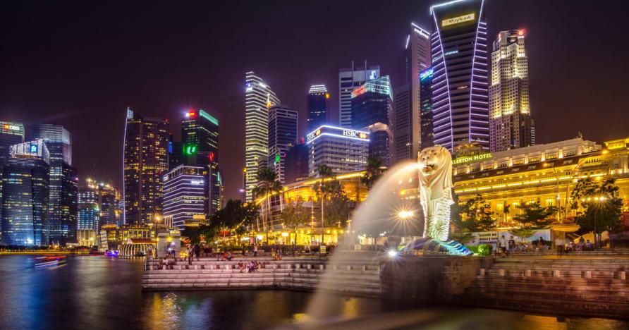 Lošimai Singapūre