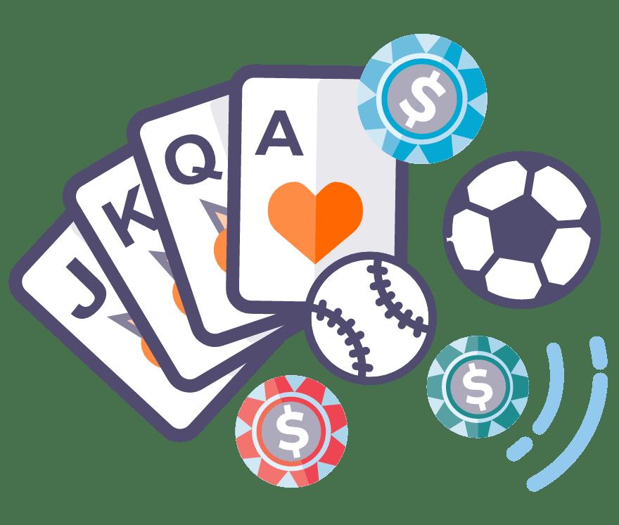 Žaisk Sports Betting internetu – 11 pelningiausi Internetinis Kazino 2021-iais