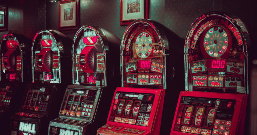 Jūsų vadovas Online kazino