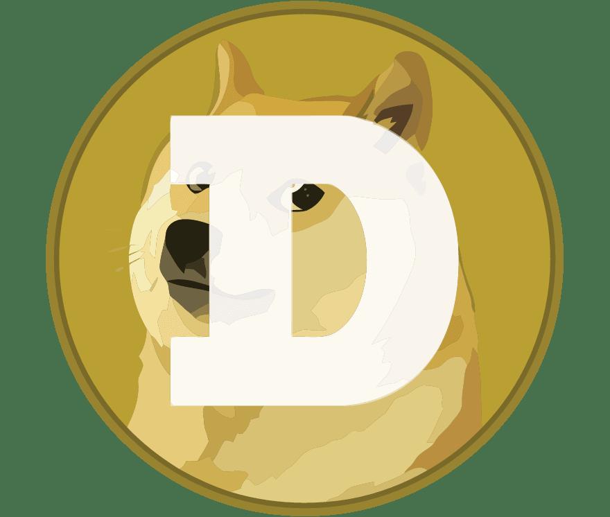 Top 6 Dogecoin Internetinis kazinos 2021 -Low Fee Deposits