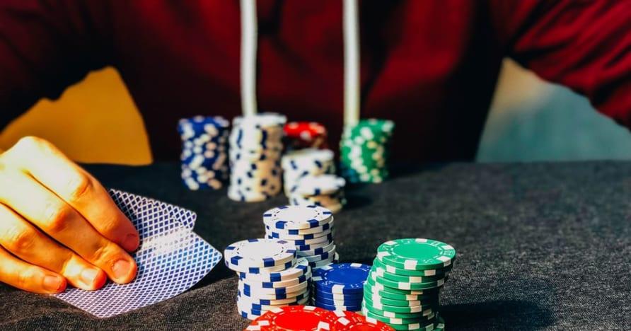 Internetiniai kazino žaidimai, siūlantys geriausius šansus