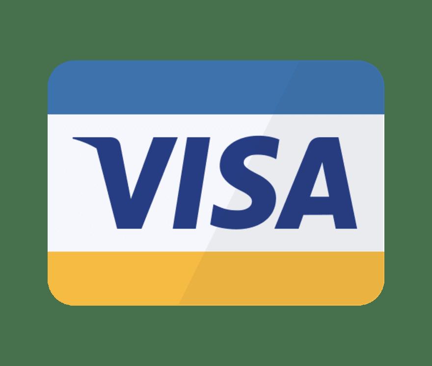 Top 106 Visa Internetinis kazinos 2021 -Low Fee Deposits
