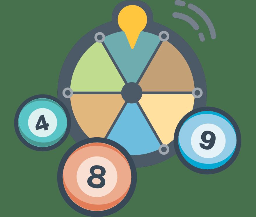 Žaisk Loterija internetu – 8 pelningiausi Internetinis Kazino 2021-iais