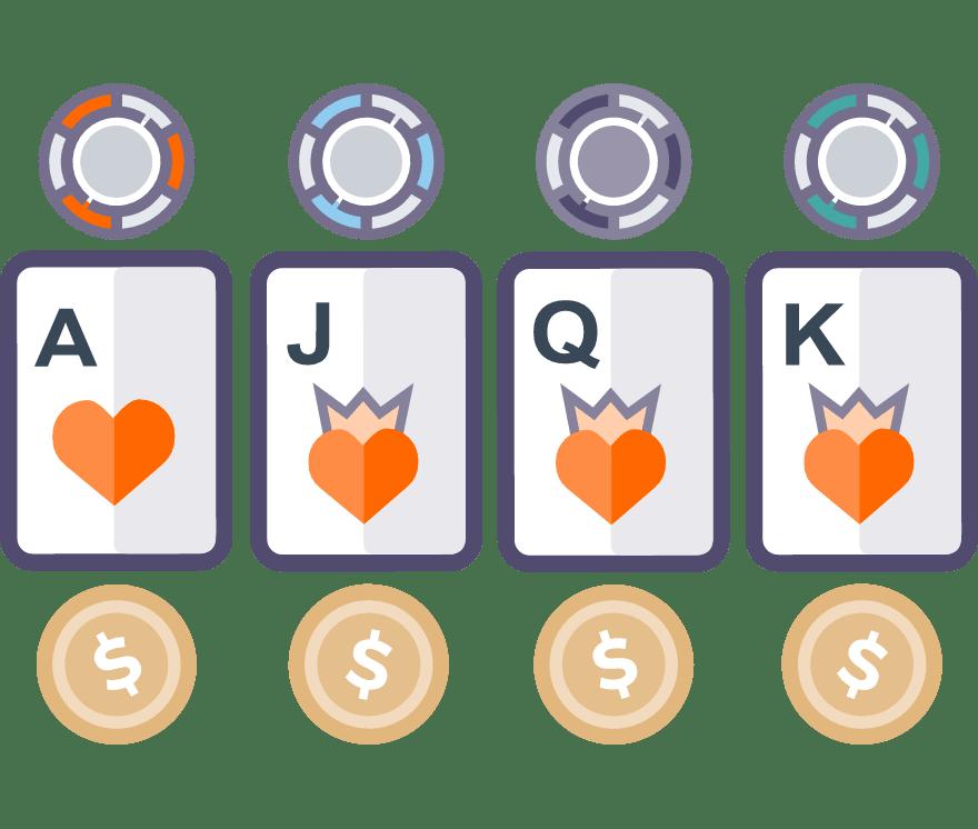 Žaisk Faro internetu – 1 pelningiausi Internetinis Kazino 2021-iais