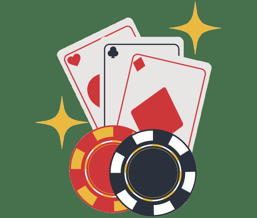 Žaisk Blackjack internetu – 86 pelningiausi Internetinis kazino 2021-iais