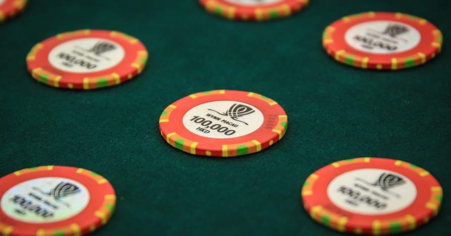 Darbo pradžia internetiniame kazino