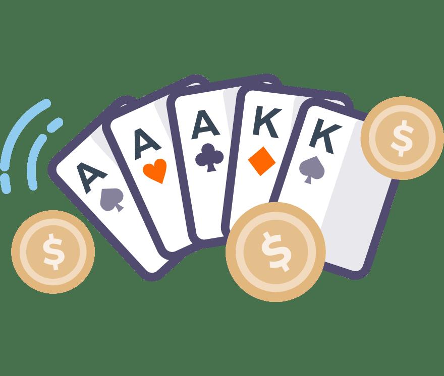 Žaisk Pokeris internetu – 56 pelningiausi Internetinis Kazino 2021-iais