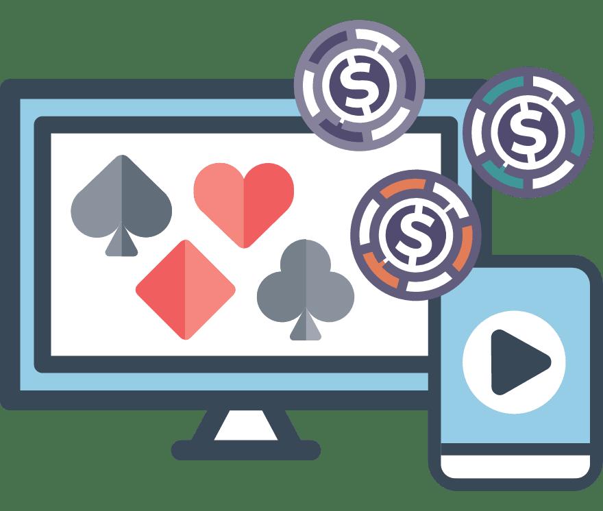 Žaisk Vaizdo pokeris internetu – 48 pelningiausi Internetinis Kazino 2021-iais