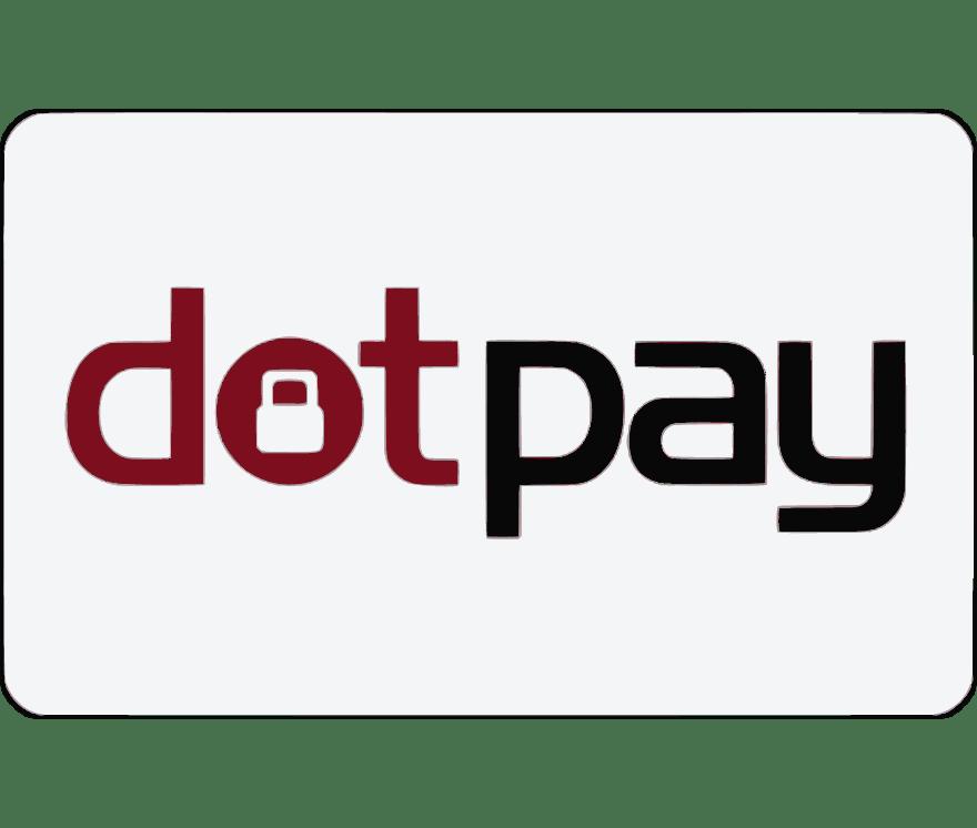 Top 2 dotpay Internetinis Kazinos 2021 -Low Fee Deposits