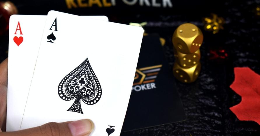 Žaisti pokerį - geriausia strategija ir patarimai