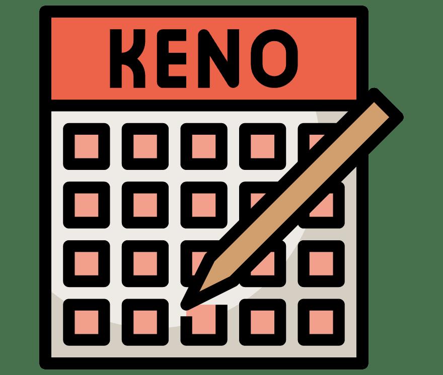 Žaisk Keno internetu – 26 pelningiausi Internetinis Kazino 2021-iais