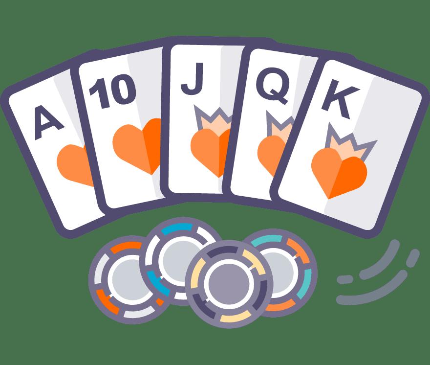 """Žaisk """"Texas Holdem"""" pokeris internetu – 36 pelningiausi Internetinis Kazino 2021-iais"""