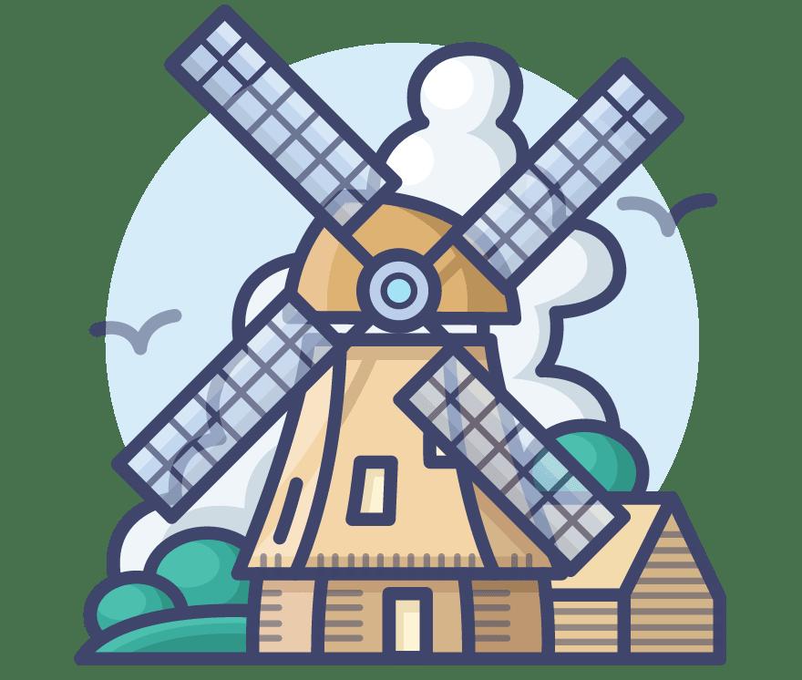 Geriausi 30 Internetinis kazino Nīderlande 2021-iais