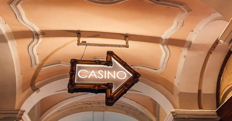 Atmesti bendri internetinių kazino mitai