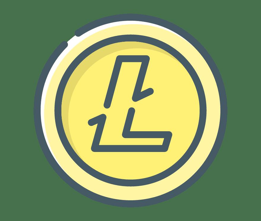 Top 14 Litecoin Internetinis kazinos 2021 -Low Fee Deposits