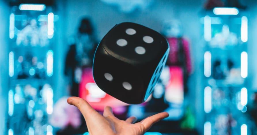 """Rizikos elementai ir """"House Edge"""" internetiniuose kazino žaidimuose"""