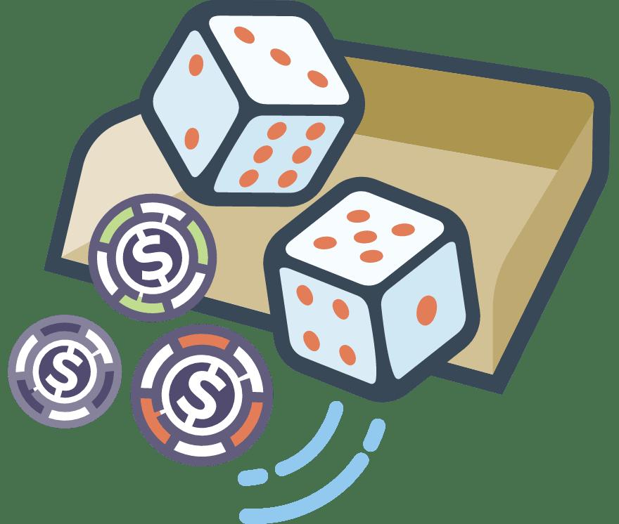 Žaisk Kauliukai internetu – 23 pelningiausi Internetinis Kazino 2021-iais