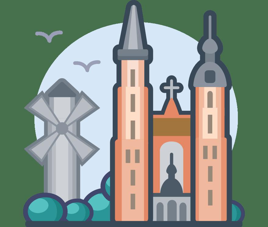 Geriausi 36 Internetinis Kazino Lenkija 2021-iais