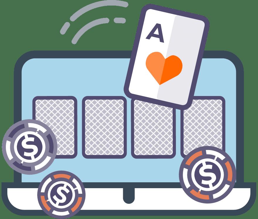 """Žaisk """"Caribbean Stud"""" pokeris internetu – 29 pelningiausi Internetinis Kazino 2021-iais"""