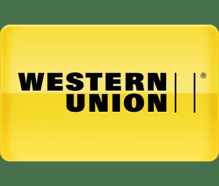 Top 1 Western Union Internetinis kazinos 2021 -Low Fee Deposits
