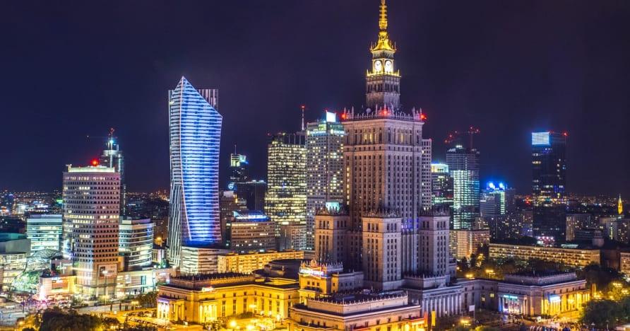 Lenkijos internetiniai kazino: internetiniai lošimai Lenkijoje