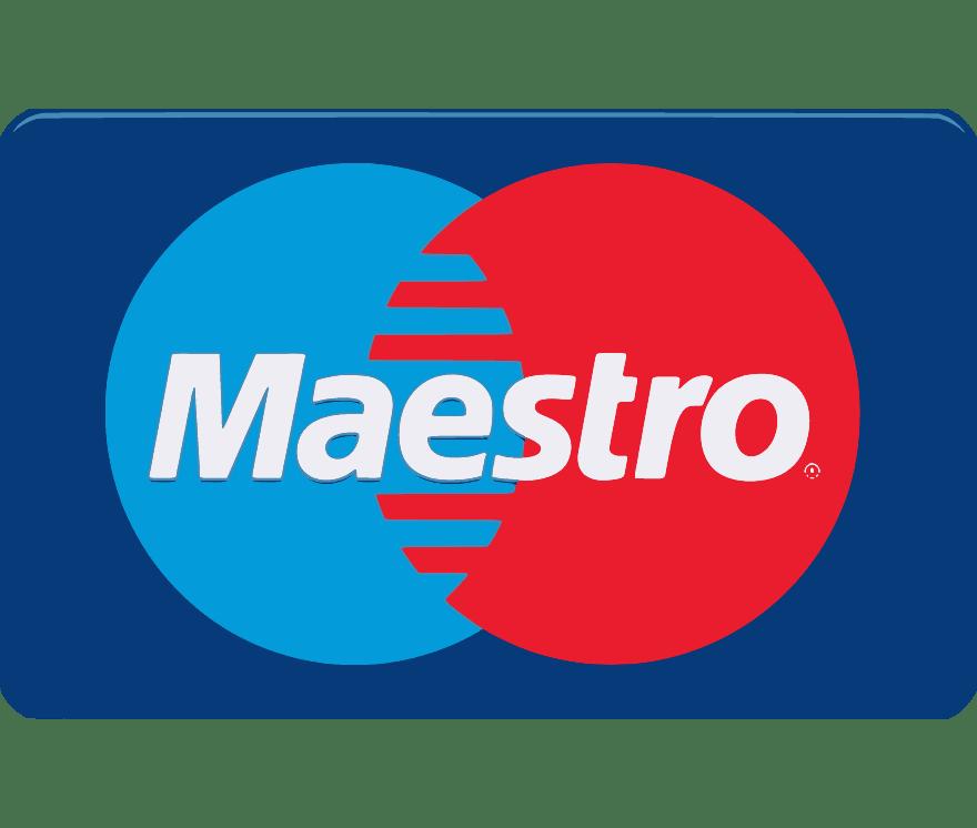 Top 37 Maestro Internetinis kazinos 2021 -Low Fee Deposits