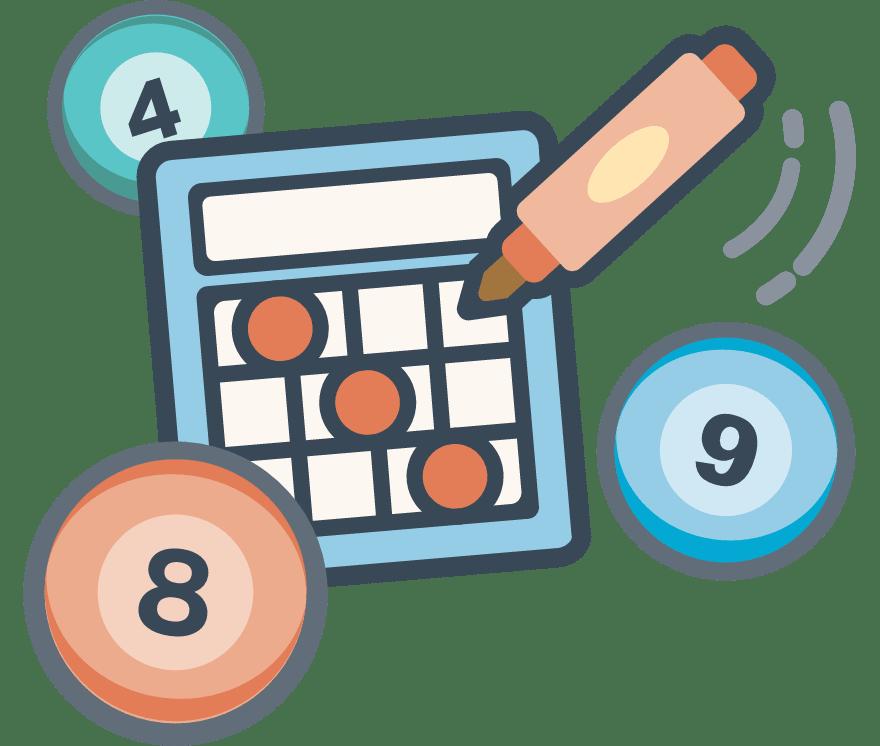 Žaisk Bingo internetu – 39 pelningiausi Internetinis Kazino 2021-iais